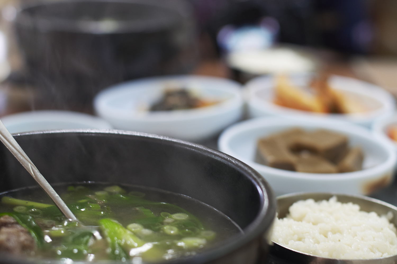La cuisine cor enne agaramundia for Cuisine coreenne